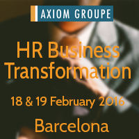 Axiom Group HR Business Transformation Barcelona 2015